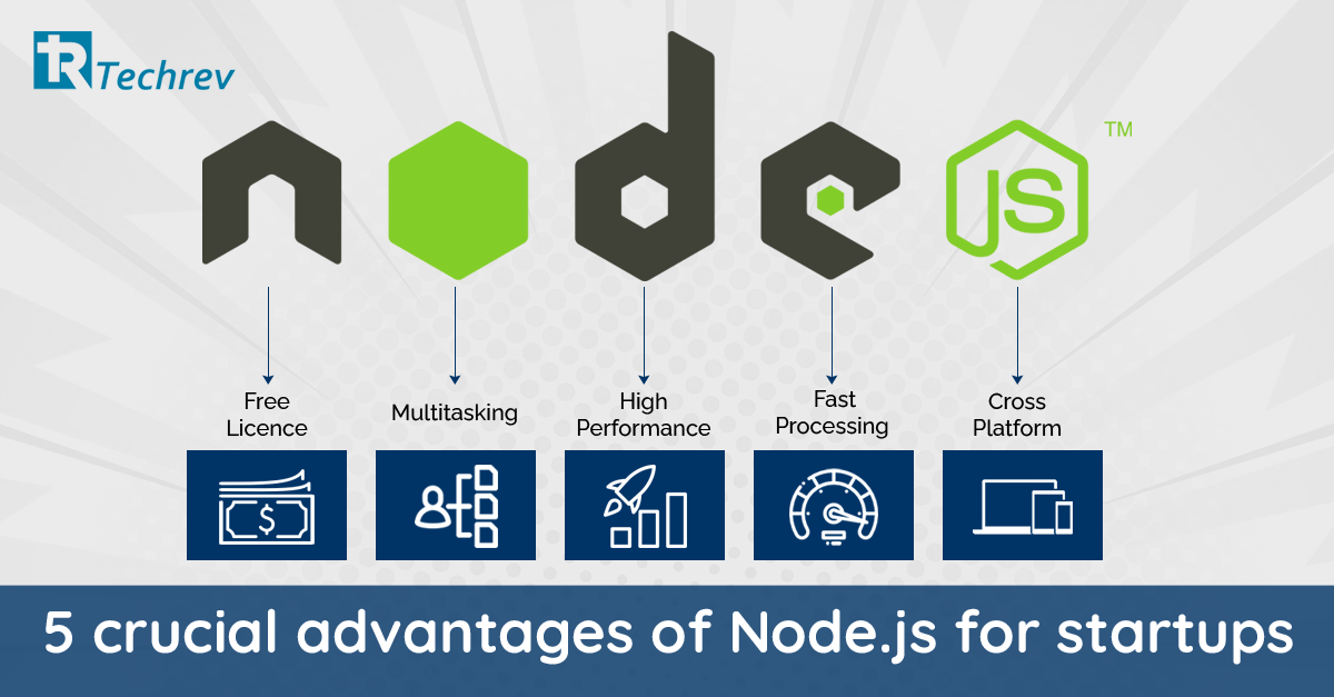 5 Crucial Advantages of Node.js for Start-Up Companies